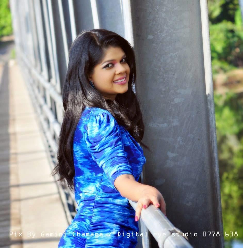 Pabasara Kariyawasam blue