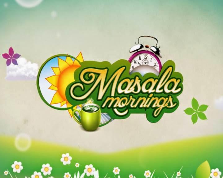 MASALA MORNING