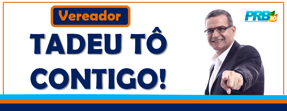 Blog do Tadeu Tô Contigo!