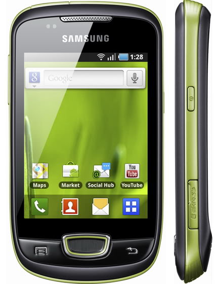 Samsung Galaxy Mini GT-S5570 - Full Phone Specifications