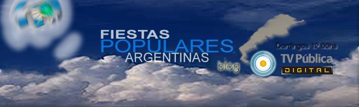 Fiestas Populares  Argentinas