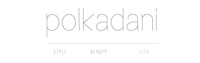 polkadani - UK beauty and style blog