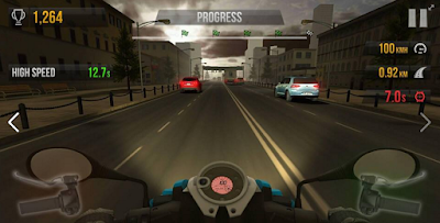 Download Traffic Rider Mod