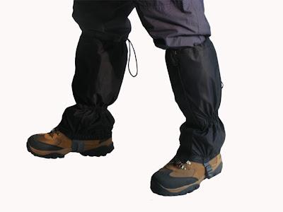 Gaiter kaki Waterproof