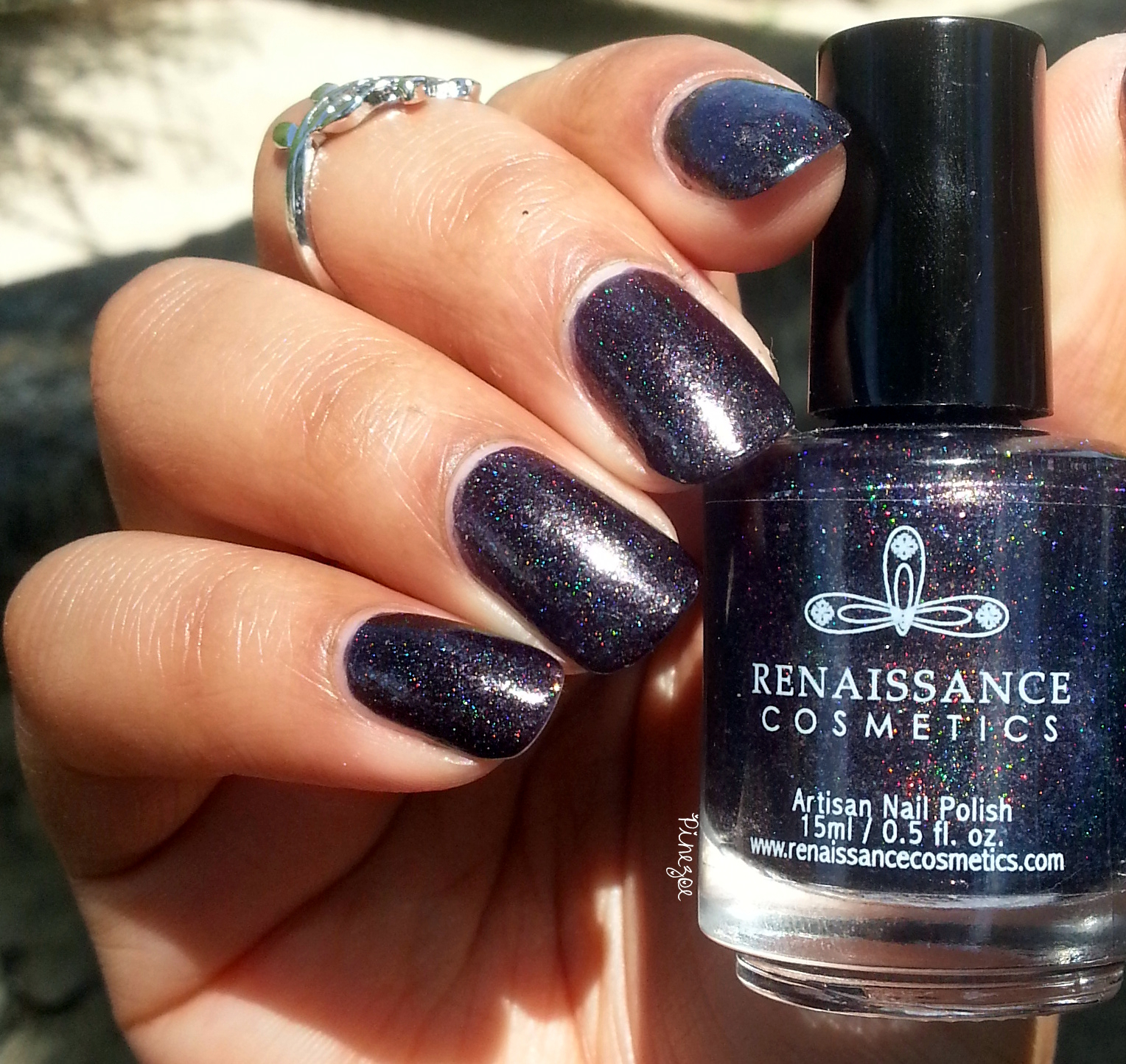 Renaissance Cosmetics - Out of the Darkness