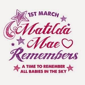For Matilda Mae