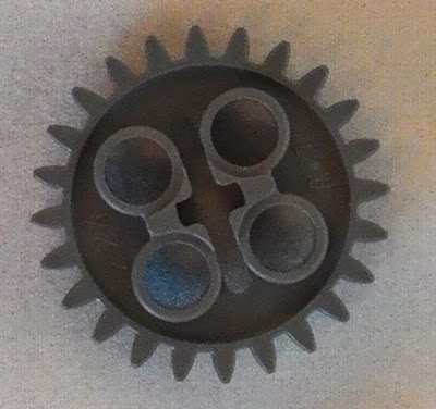 24 teeth spur gear