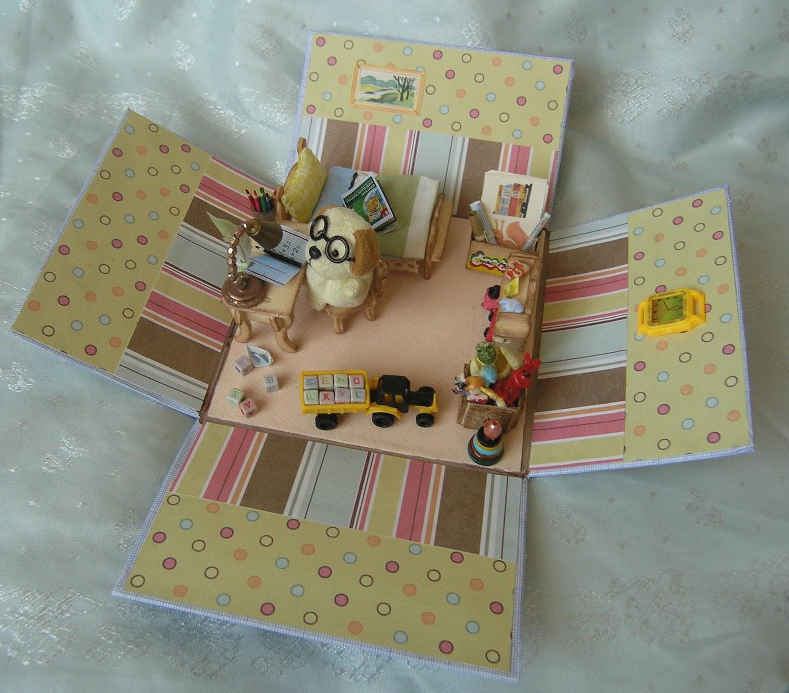 Коробочки для детей фото