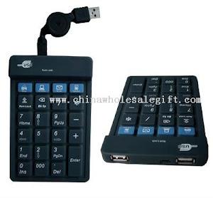 Numberic  Keypad