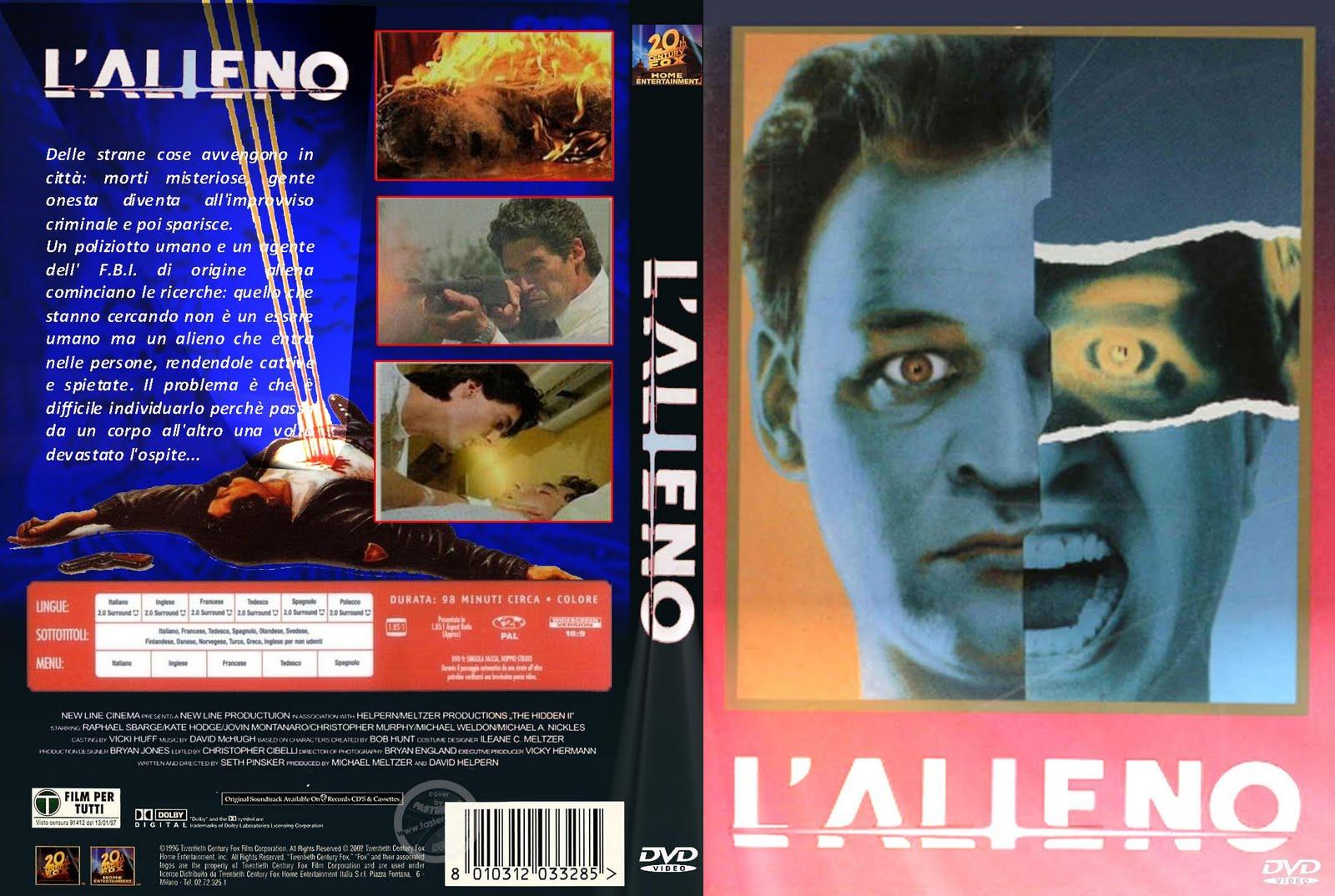 copertina della versione DVD