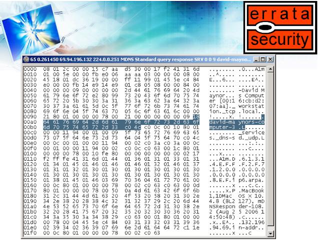 """Você pode olhar para o open-source """"ferret"""". Ele analisa um monte de e-mail diferente (SMTP, POP, IMAP) e protocolos de bate-papo (MSN, Yahoo e AOL)."""