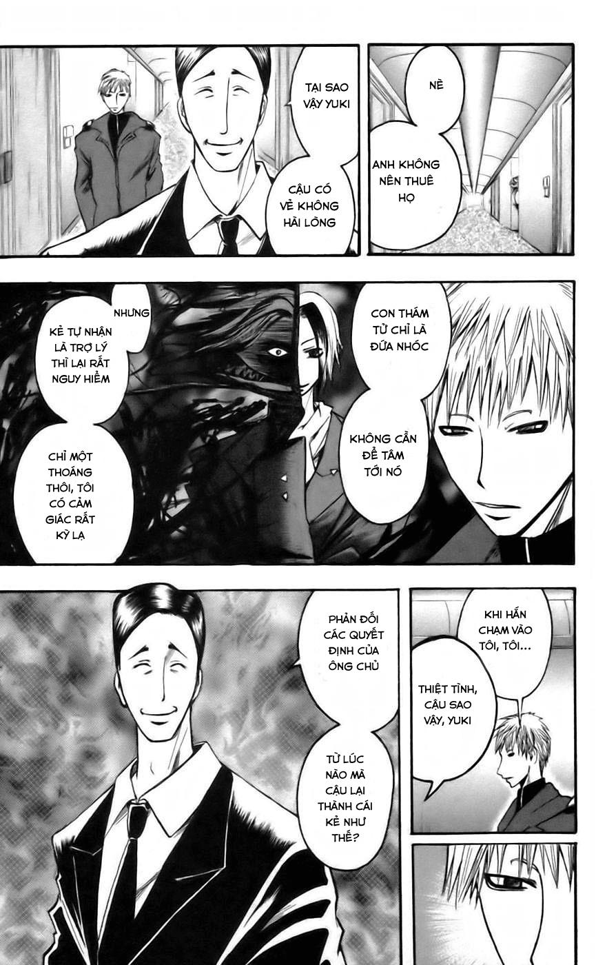 Majin Tantei Nougami Neuro chap 38 - Trang 17