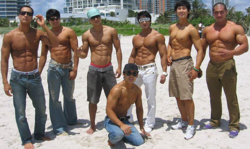 Asian Muscle Fans