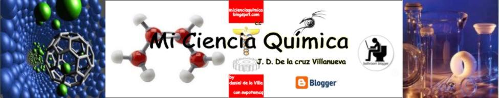Química, ciencia de las transformaciones