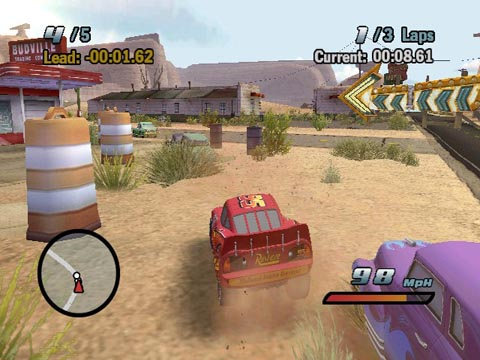 Cars Radiator Springs Adventures Pc Game Download