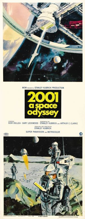 a space odyssey kubrick and clarke In 1968, stanley kubrick released his seminal science fiction classic, 2001: a space odyssey inexplicably, eight years later in 1976, marvel comics obtained the rights for a comic book adaptation.