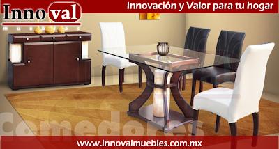 Muebles modernos m xico comedores modernos contempor neos for Comedores modernos mexico df