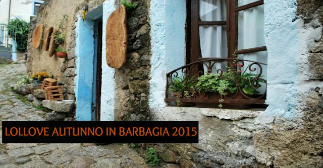 FOTO AUTUNNO IN BARBAGIA 2015 A LOLLOVE