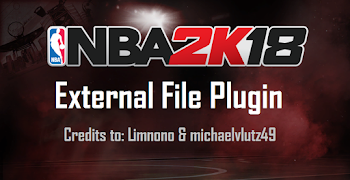 IT´S TRUE! TO INSTALL MODS IN NBA 2K18 WITH THIS TOOL
