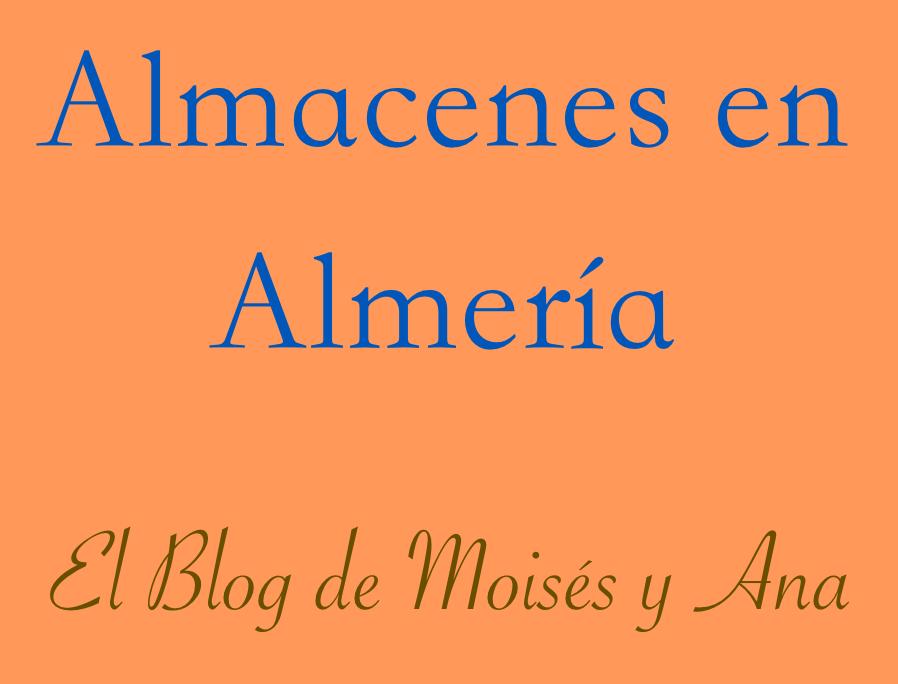 Almacenes en Almería