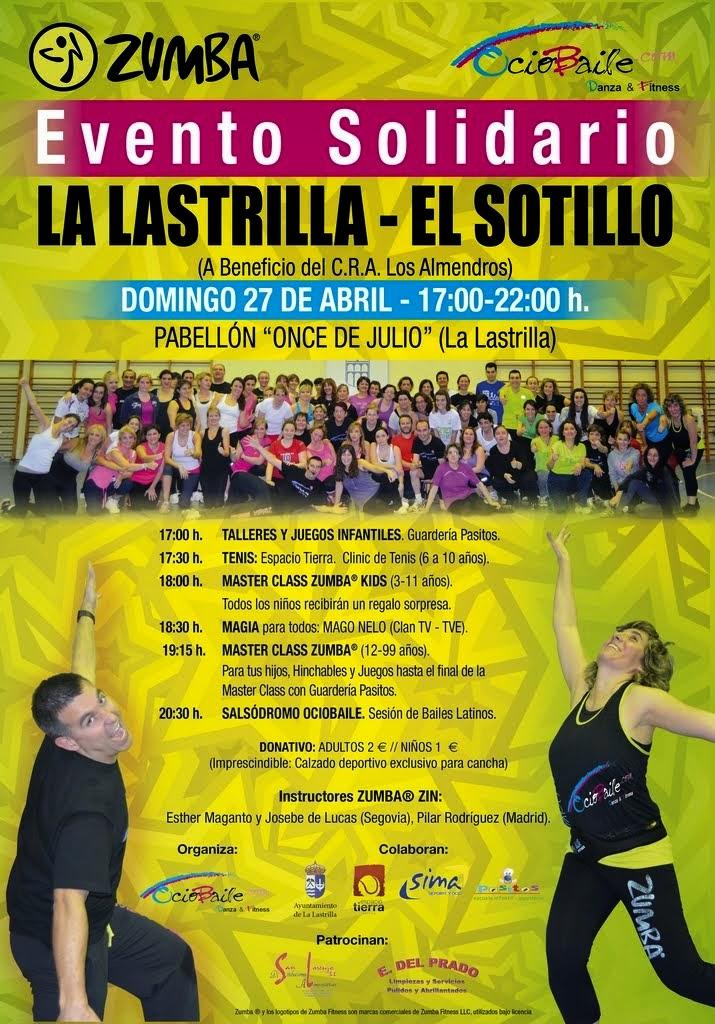 OCIOBAILE: Baile y Zumba ® Segovia