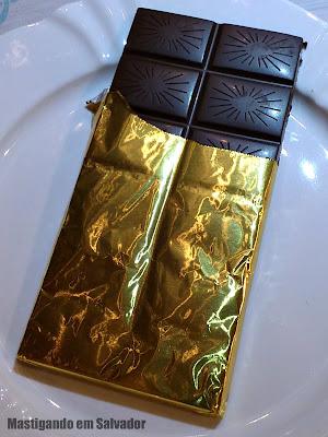 Chocolats Merveille Suisse: O Chocolate Noir 80% Tanzânia da marca Chocolats Stella