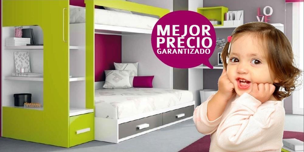 Muebles dormitorios juveniles online singul rea for Dormitorios juveniles online