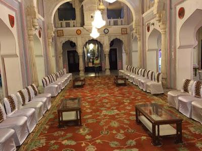 Darbar Hall in Kota