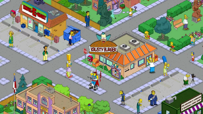 The Simpsons Tapped Out 4.17.6 Mod Apk-Screenshot-1