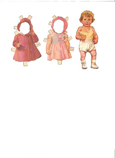 Miss Missy Paper Dolls: a few small sets