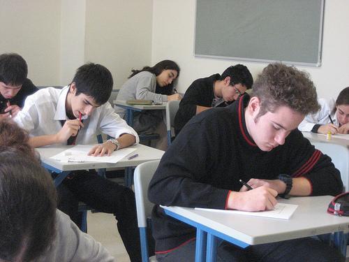 Jornada exámenes Icfes Mejor Saber 2011 Calendario A