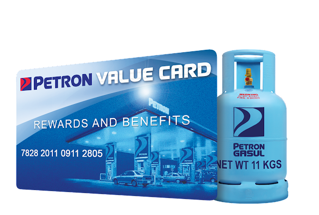 Petron Value Card