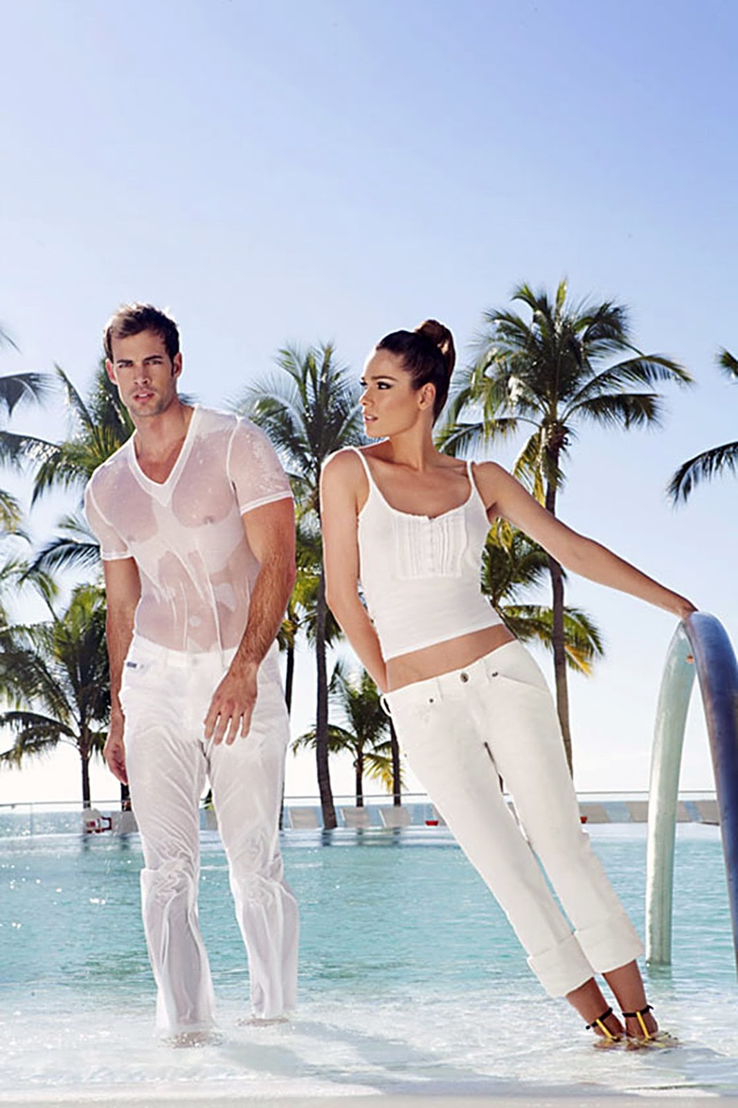 Have Maite perroni y william levy thanks for