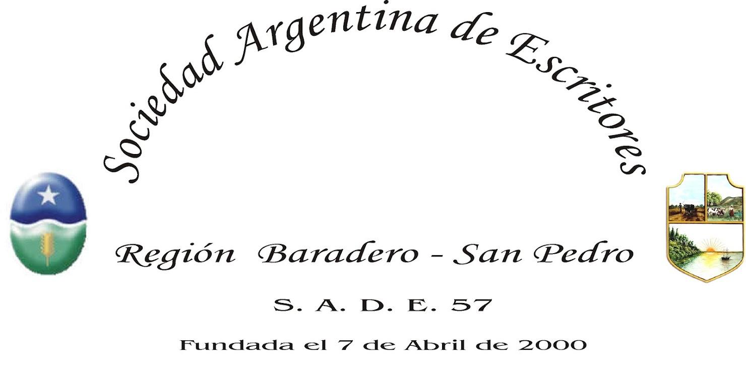 Escritores Sade Baradero