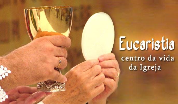 Resultado de imagem para Eucaristia, o sacramento do amor