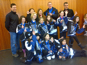 RH Lightening Ringette Team