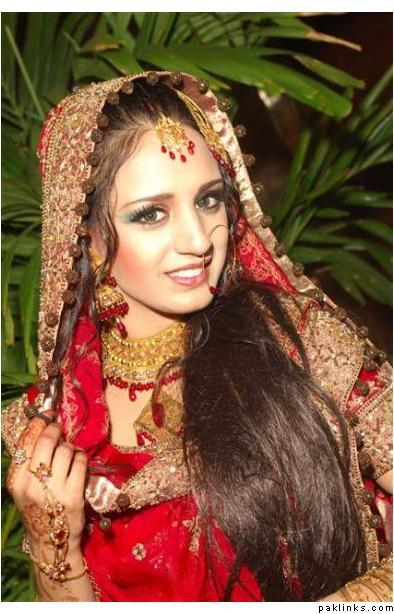 pakistani wedding makeup. Bridal Makeup Pakistani
