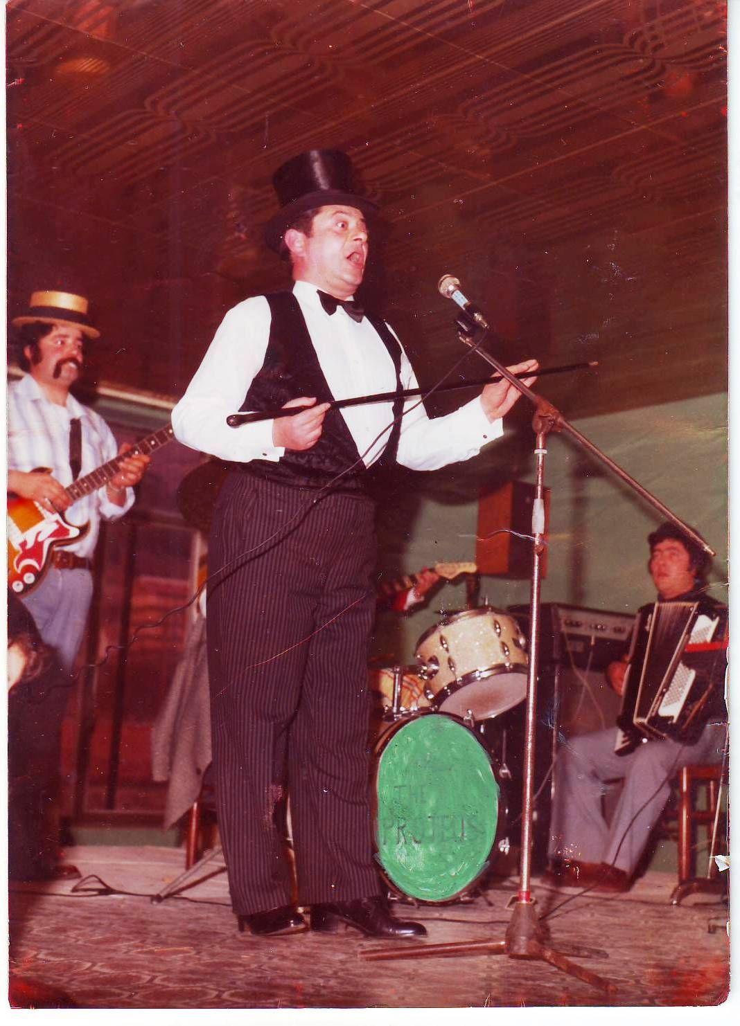Maestro TACKIS alias Luigi Soccio