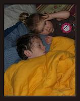 Sick Kids Resting
