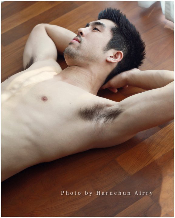 indonesian guy nude model