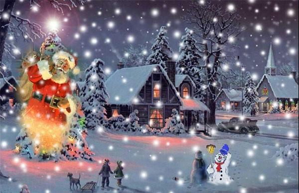 navidad en movimiento