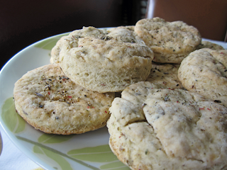 Lavender Pepper Scones Recipe - Ponyboy Press