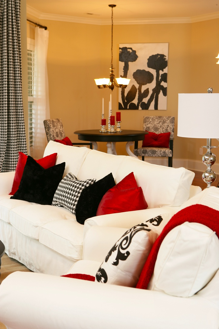 New home interior design amy tyndall design compass pointe