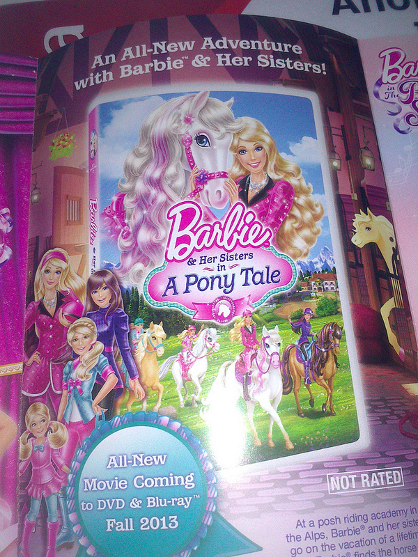 Sempre <b>Barbie</b>: Novo <b>filme</b> depois de <b>Barbie Butterfly</b> e a <b>Princesa</b> <b>...</b> 2014