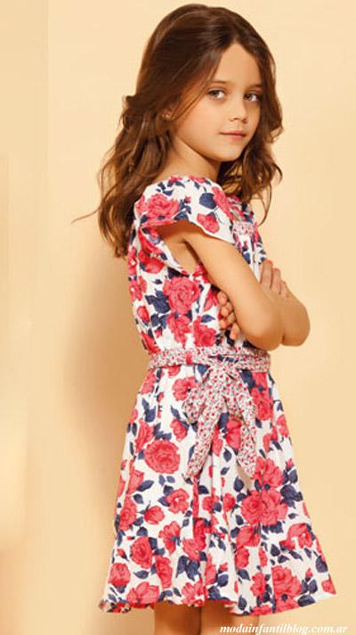 nucleo vestidos niñas verano 2014