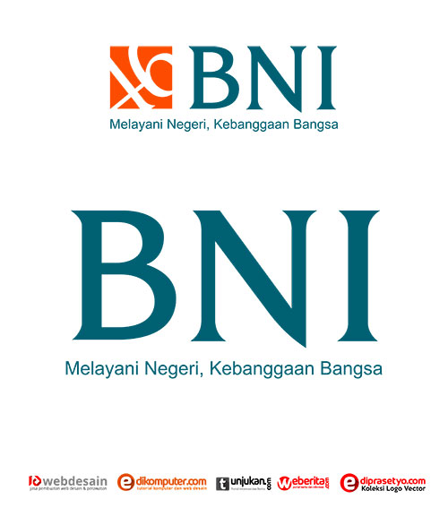 Logo Bank BNI   Koleksi Logo Vector