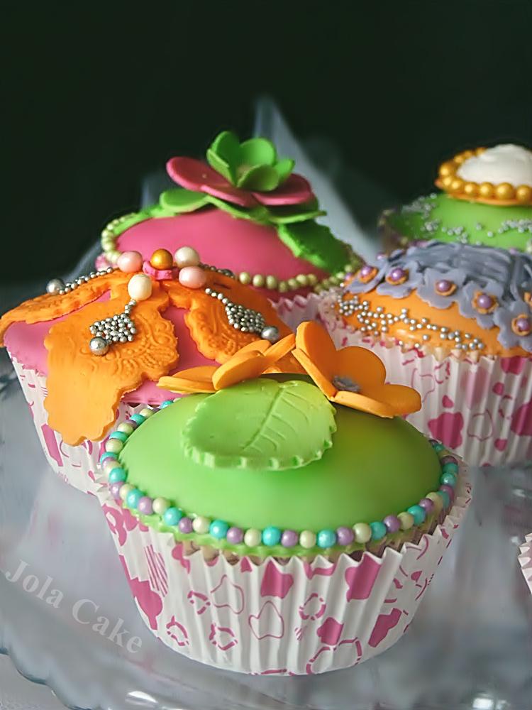 cupcake cytynowe