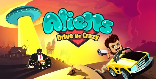Aliens Drive Me Crazy MOD APK (Unlimited Gold Coins)