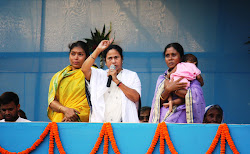 Mamata Banerjee at Tribal festival