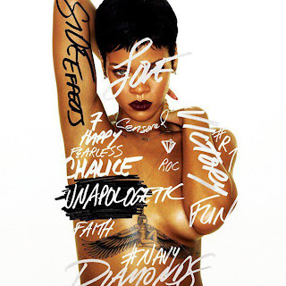 Rihanna - Unapologetic Artwork